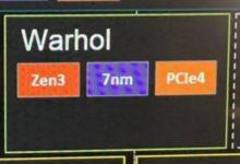 AMD Warhol: загадочное семейство 7-нм процессоров Ryzen с архитектурой Zen 3