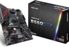 Biostar представила платы Racing B550GTA и B550GTQ для бюджетных систем на AMD Ryzen