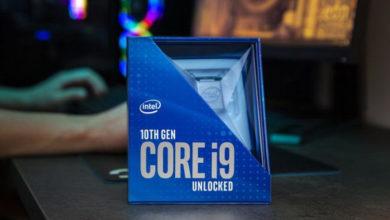 Intel Core i9-10900K в стресс-тесте нагрелся до 93 °C несмотря на жидкостное охлаждение