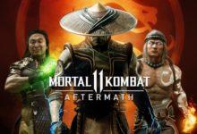 Mortal Kombat 11: Aftermath анонсирована — новый сюжет, герои и многое другое