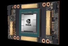 NVIDIA представила графический процессор Ampere и начала его поставки