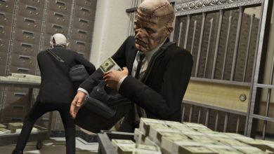 Полную версию Grand Theft Auto V можно бесплатно забрать в Epic Games Store