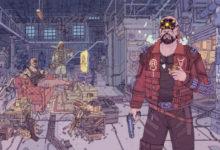 Представлена банда «Мальстрём» из Cyberpunk 2077 — фанатики, одержимые кибертехнологиями
