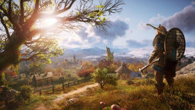 Раздробленная Англия и Альфред Великий: авторы Assassin's Creed Valhalla рассказали об антураже игры