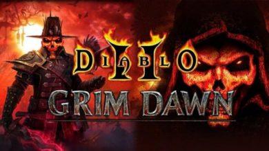 Ремейк Diablo 2 добавили в Grim Dawn