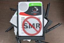 Seagate подтвердила, что жёсткие диски с SMR не подходят для NAS, и она их не выпускает