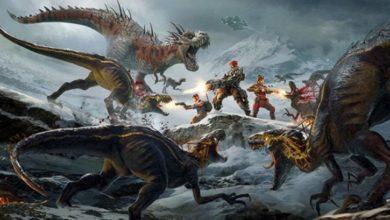 Second Extinction – представлен кооперативный шутер про динозавров