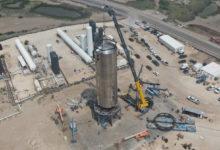 SpaceX Starship SN4 успешно прошёл проверку криогенным давлением