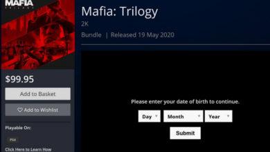 Утечка: трилогия Mafia появилась в австралийском PS Store, в Сеть попали десятки минут геймплея ремастера Mafia II