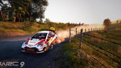 WRC 9 с геймплеем Новой Зеландии. Игру ругают за похожесть на WRC 8