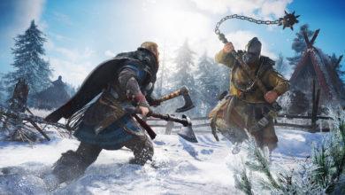 Жестокие сражения с щитами в обеих руках: первые подробности боевой системы Assassin's Creed Valhalla