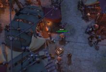 15 минут геймплея изометрической MMORPG Corepunk
