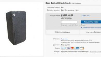 $95 000 за шлакоблок в форме Xbox