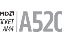 Анонсирован чипсет AMD A520 для бюджетных плат: без PCIe 4.0, но с поддержкой Ryzen 4000