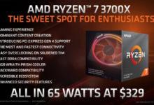 Цены на AMD Matisse тронулись: Ryzen 7 3700X подешевел до $260