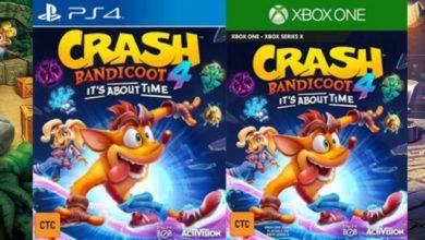 Crash Bandicoot 4: It's About Time – игра засветилась на Тайване