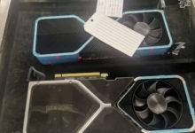Фото NVIDIA GeForce RTX 3080 всплыло в Сети: вентиляторы — с двух сторон видеокарты