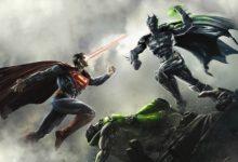 Оригинальную Injustice неожиданно раздают на PS4, Xbox 360 и PC