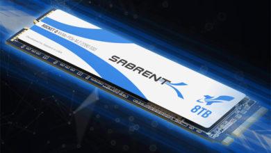 Представлен первый в мире накопитель NVMe M.2 SSD ёмкостью 8 Тбайт