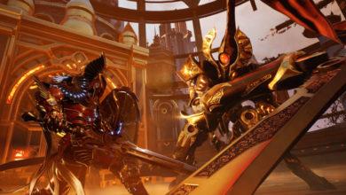 Представлен трейлер игрового процесса Godfall на ПК с закадровым рассказом об игре