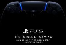 Sony покажет новые игры 4 июня на большой презентации PS5