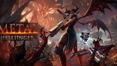 Создатели Darkborn анонсировали ритм-шутер Metal: Hellsinger