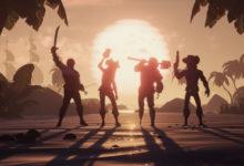 Свистать всех наверх: пиратский онлайн-экшен Sea of Thieves приплыл к берегам Steam