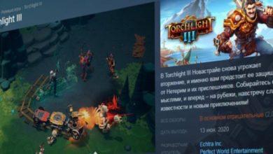 Torchlight 3 – громят в Steam. Разработчики сравнивают игру с Diablo 2