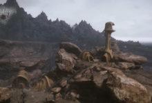Видео: локации Морровинда и сражения в трейлере самого амбициозного мода для TES V: Skyrim — Beyond Skyrim