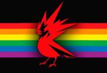 Все в чёрный, они в радужный: CD Projekt RED перекрасила свою аватарку