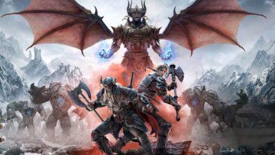"""Дополнение """"Камни и шипы"""" для The Elder Scrolls Online выйдет 24 августа"""