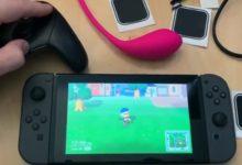 Фанат превратил Switch в секс-игрушку