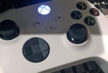Фото белого контроллера Xbox Series X выложили на Reddit
