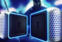 Konami показала новые геймерские ПК, которые похожи на кухонную терку