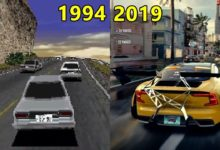 Эволюция серии игр Need For Speed 1994 - 2019