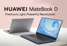Раскрыто оснащение ноутбука Huawei MateBook D на платформе AMD Ryzen
