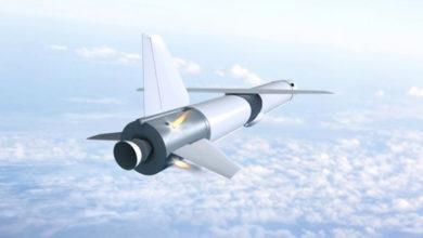 Российская многоразовая ракета «Крыло-СВ» представлена в виде макета