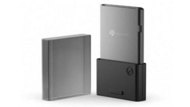 Seagate поставит внешние карты памяти для Xbox X
