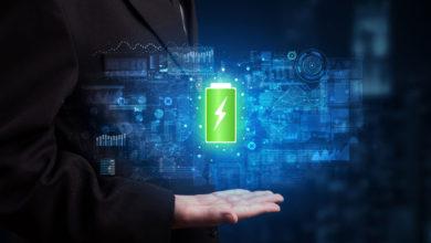 Скотч и графен утроят срок службы литий-металлических батарей