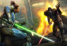 Star Wars: The Old Republic вышла в Steam