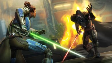 Star Wars: The Old Republic вышла в Steam
