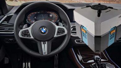 В автомобилях BMW появились микроплатежи