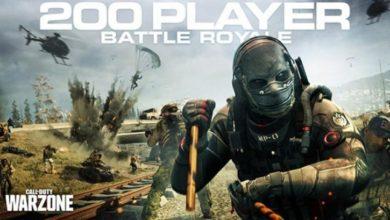 В Call of Duty теперь 200 человек на карте