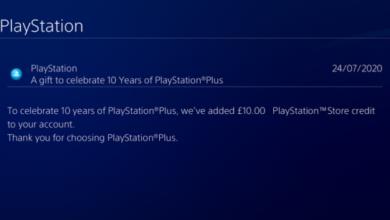 В честь десятилетия PS Plus Sony начала высылать на кошельки подписчиков деньги
