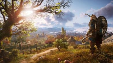 В Сети появилась 30-минутная запись геймплея Assassin's Creed Valhalla
