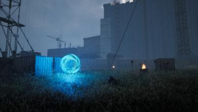 Видео: ЧАЭС, аномалии и разрушаемость в фанатском ремастере S.T.A.L.K.E.R.: Shadow of Chernobyl на UE4