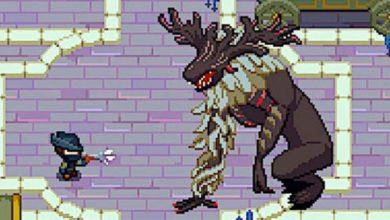 Yarntown – представлен 16-битный Bloodborne в стиле Legend of Zelda