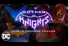 Анонсирована Gotham Knights от авторов Arkham Origins