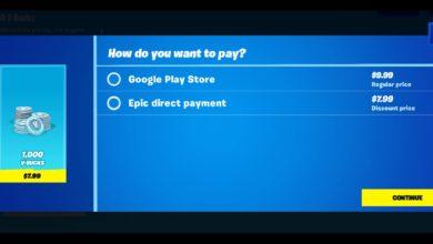 Google удалила Fortnite из своего магазина вслед за Apple. Все из-за 30% сбора
