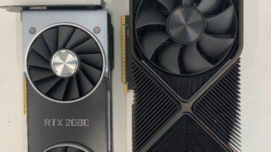 В сеть слили фотографии огромной NVIDIA GeForce RTX 3090